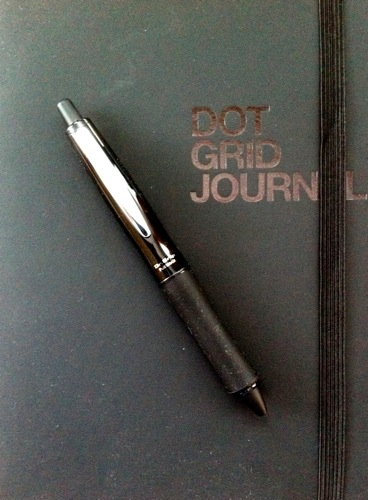 Pilot Dr Grip Full Black